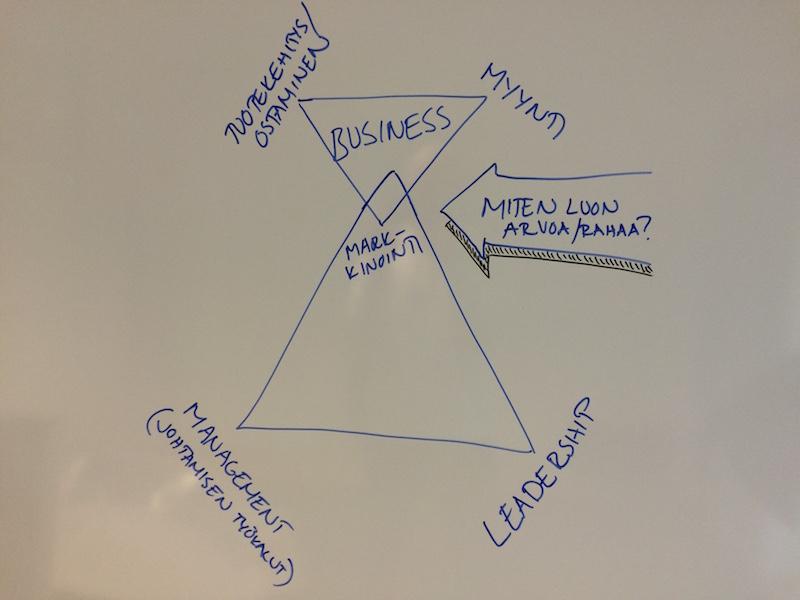 Mitä on ammattimainen johtaminen