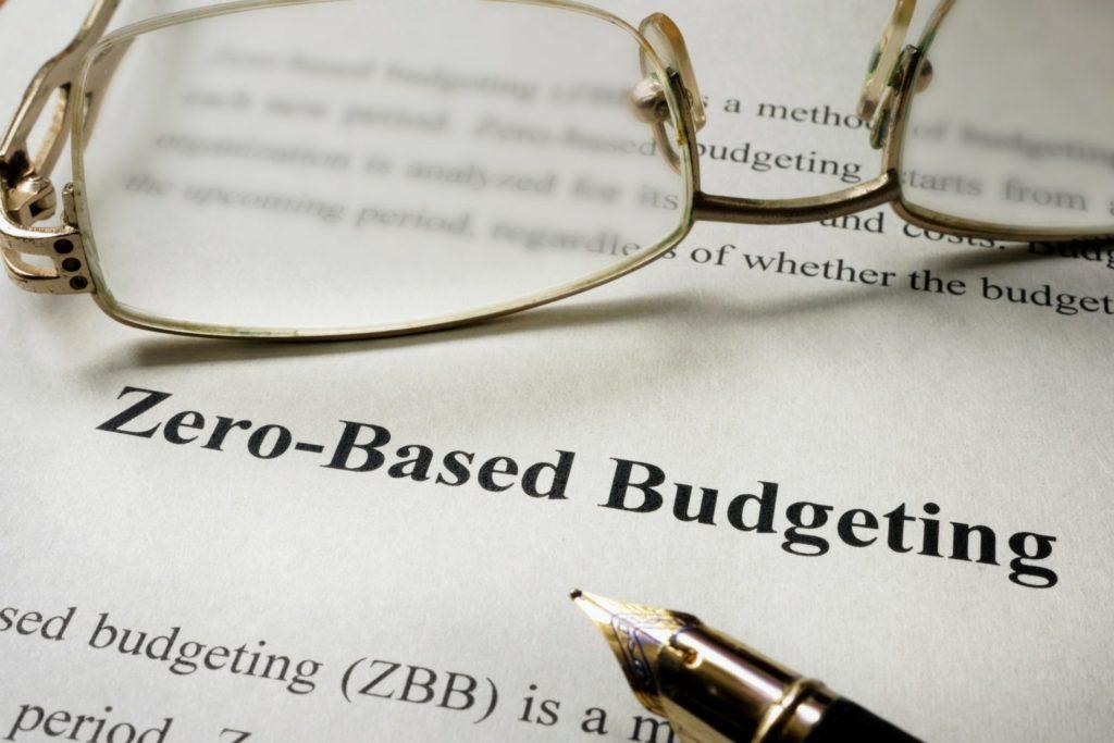 Markkinointibudjetti – Zero Based Budgeting